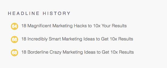 improve your blog headlines