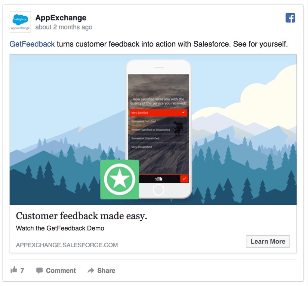 appexchange ad