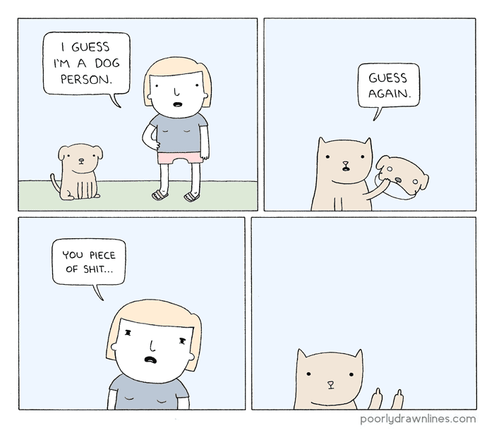 poorly drawn lines comic