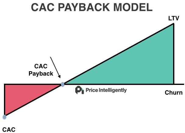 saas payback model