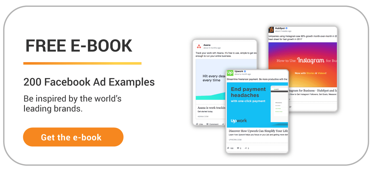 facebook ads ebook