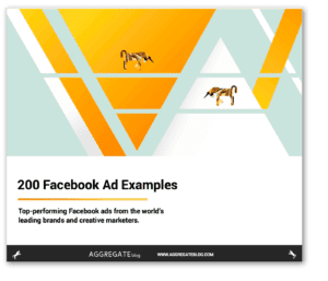 facebook ad examples ebook