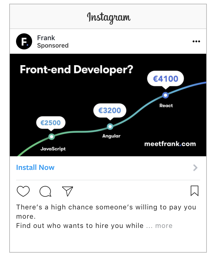 Make your Instagram ads highly visible