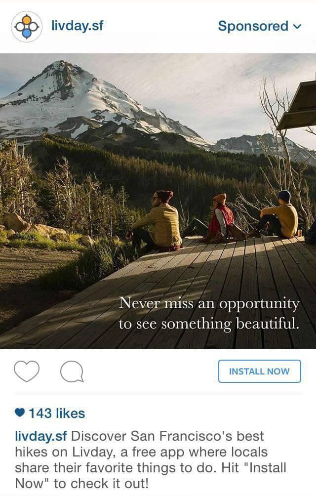 instagram ad copywriting