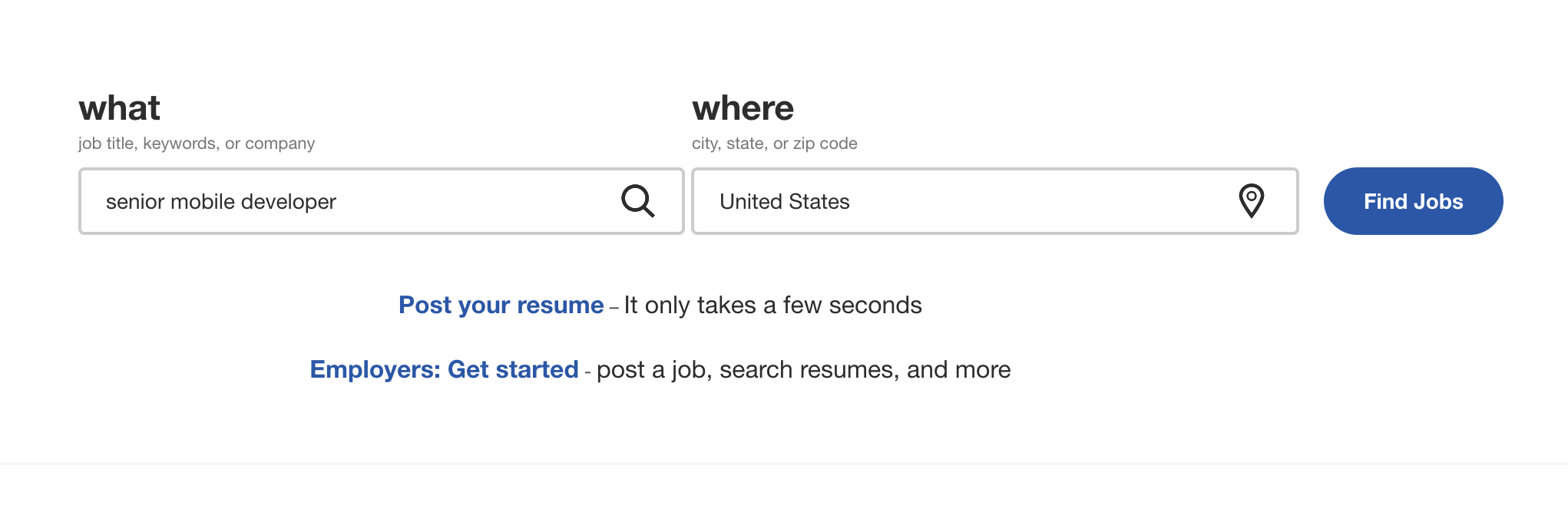 research job offers