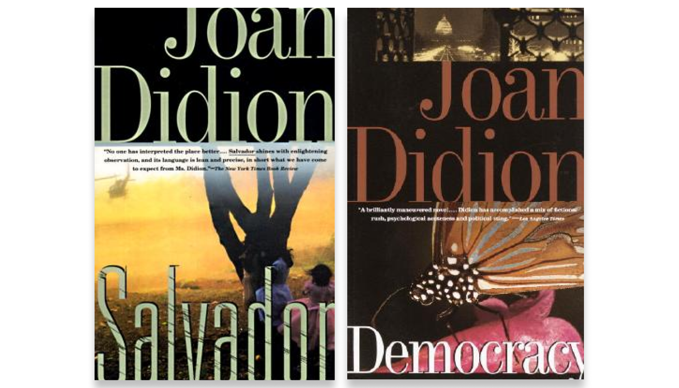 joan didion democracy